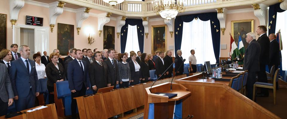Újra Szabó István lett a Pest Megyei Közgyűlés elnöke