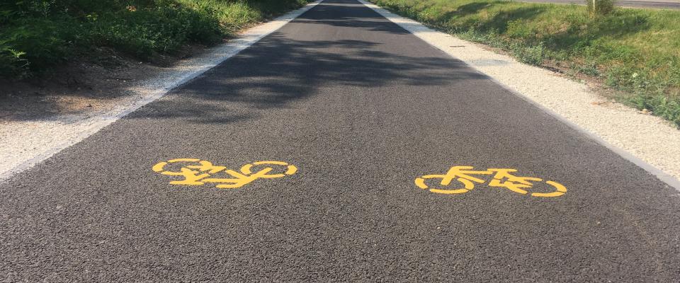 26 kilométer kerékpárút épül Pest megyében