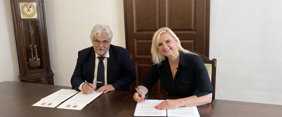 Együttműködés a Közép-csehországi régióval