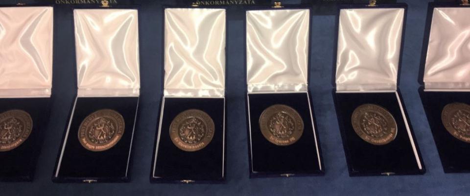 A közgyűlés döntött a megyenapi kitüntető díjakról