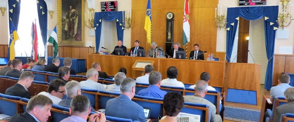 44 tagú lesz a közgyűlés az őszi önkormányzati választások után