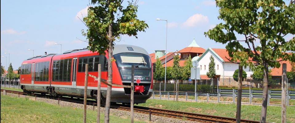 Vasútfejlesztés indul két vonalon a megyében