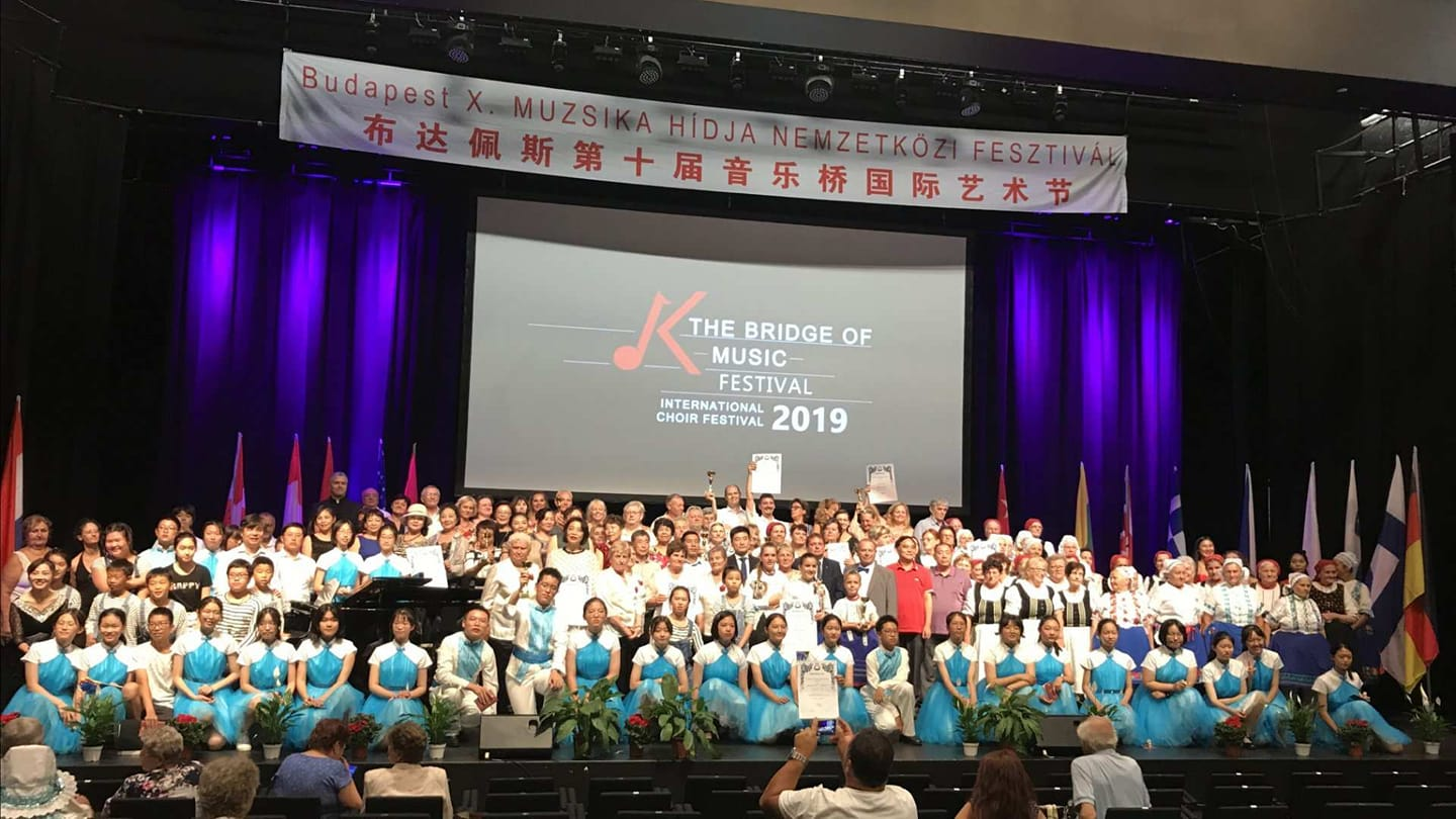 X. Bridge of Music International Choir Festival Budapest 2019