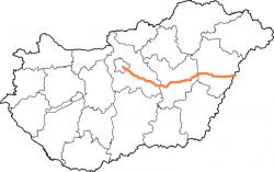 2020-2022-re épülhet meg az M4-es autópálya Cegléd és Budapest között